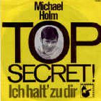 Cover Michael Holm - Top Secret!