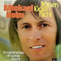 Cover Michael Holm - Tränen lügen nicht