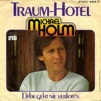 Cover Michael Holm - Traum-Hotel