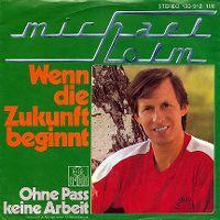 Cover Michael Holm - Wenn die Zukunft beginnt