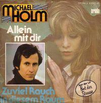 Cover Michael Holm - Zuviel Rauch in diesem Raum