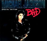Cover Michael Jackson - Bad (Special Edition)