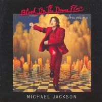 Cover Michael Jackson - Blood On The Dancefloor - History In The Mix