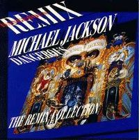 Cover Michael Jackson - Dangerous - The Remix Collection