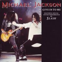 Cover Michael Jackson - Give In To Me