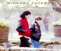 Cover Michael Jackson - Gone Too Soon