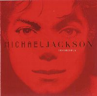 Cover Michael Jackson - Invincible