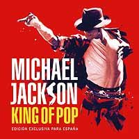 Cover Michael Jackson - King Of Pop - Spanish Edition