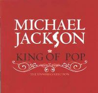 Cover Michael Jackson - King Of Pop - The Finnish Collection
