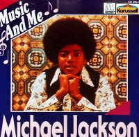 Cover Michael Jackson - Music And Me