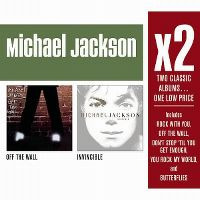 Cover Michael Jackson - Off The Wall + Invincible