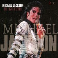 Cover Michael Jackson - One Night In Japan - Live
