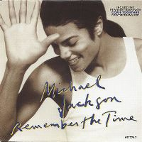 Cover Michael Jackson - Remember The Time