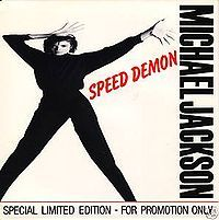 Cover Michael Jackson - Speed Demon