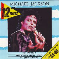 "Cover Michael Jackson - The 12"" Mixes"