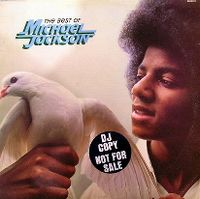 Cover Michael Jackson - The Best Of Michael Jackson