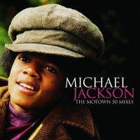 Cover Michael Jackson - The Motown 50 Mixes