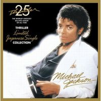 Cover Michael Jackson - Thriller 25 - Limited Japanese Single Collection