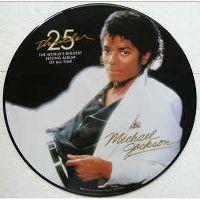 Cover Michael Jackson - Thriller 25