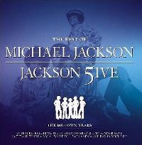 Cover Michael Jackson / Jackson 5ive - The Best Of - The Motown Years