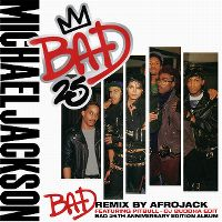 Cover Michael Jackson feat. Pitbull - Bad (Afrojack Remix)