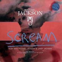 Cover Michael Jackson & Janet Jackson - Scream (David Morales Remix)