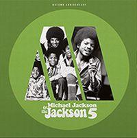 Cover Michael Jackson & The Jackson 5 - Motown Anniversary