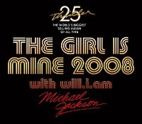 Cover Michael Jackson with will.i.am - The Girl Is Mine 2008