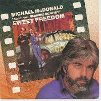Cover Michael McDonald - Sweet Freedom