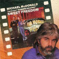 Cover Michael McDonald - Sweet Freedom