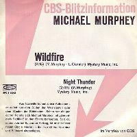 Cover Michael Murphey - Wildfire