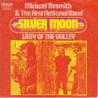Cover Michael Nesmith & The First National Band - Silver Moon
