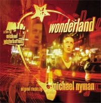 Cover Michael Nyman - Wonderland