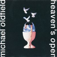 Cover Michael Oldfield - Heaven's Open