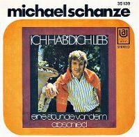 Cover Michael Schanze - Ich hab' dich lieb