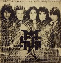 Cover Michael Schenker Group - MSG