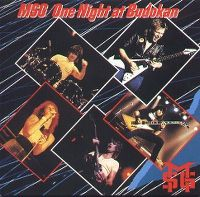 Cover Michael Schenker Group - One Night At Budokan