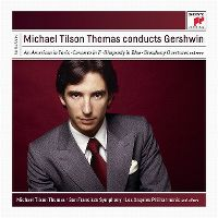 Cover Michael Tilson Thomas - Michael Tilson Thomas Conducts Gershwin