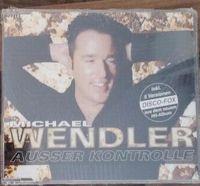 Cover Michael Wendler - Außer Kontrolle