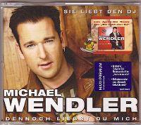 Cover Michael Wendler - Sie liebt den DJ