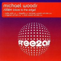 Cover Michael Woods - Solex (Close To The Edge)