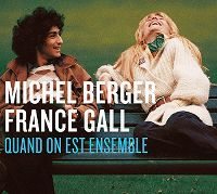 Cover Michel Berger / France Gall - Quand on est ensemble