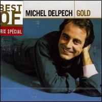 Cover Michel Delpech - Gold