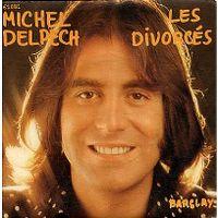 Cover Michel Delpech - Les divorcés