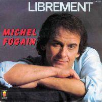 Cover Michel Fugain - Librement