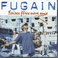 Cover Michel Fugain - Petites fêtes entre amis