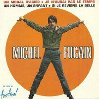 Cover Michel Fugain - Un moral d'acier