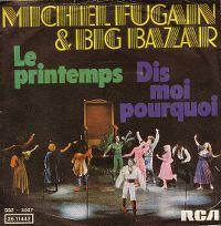 Cover Michel Fugain et le Big Bazar - Le printemps