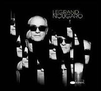 Cover Michel Legrand / Claude Nougaro - Legrand Nougaro