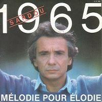 Cover Michel Sardou - 1965